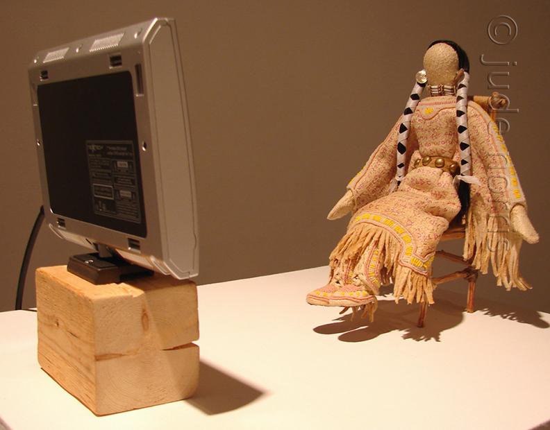 writing anthropologically dolls